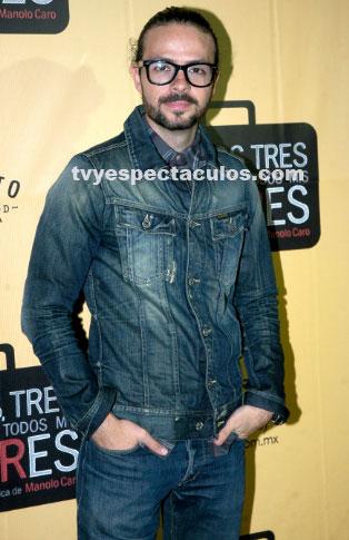 José María Torre podría participar en Corona de Lágrimas