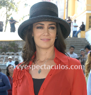 Anette Michel confirma su salida de TV Azteca