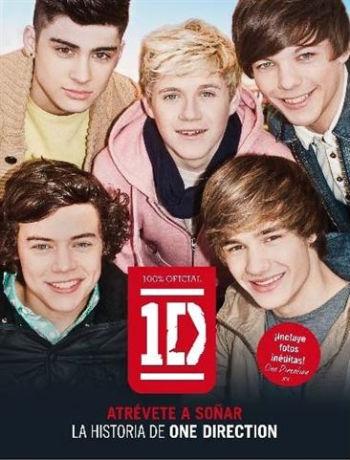 One Direction lanzará Biografía oficial