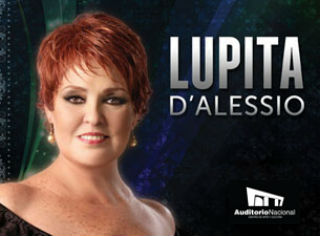 Lupita D'alessio en Auditorio Nacional 28 de septiembre