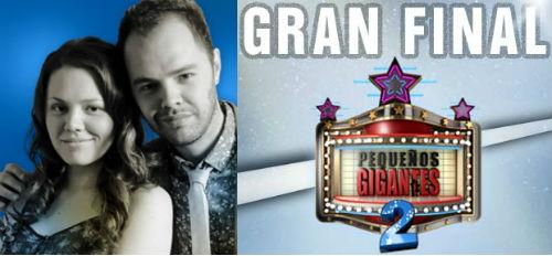 Jesse & Joy en Gran Final de Pequeños Gigantes 2