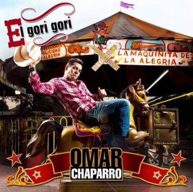 Omar Chaparro lanzará El Gori Gori el 25 de julio
