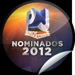 Artistas invitados a los Premios Juventud 2012