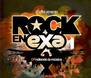 Rock en Exa 2012 llega el 18 de Agosto