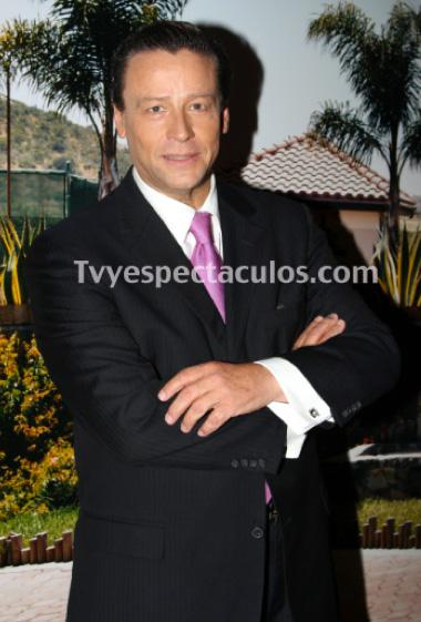 Alfredo Adame iniciará grabaciones de La Mujer del Vendaval