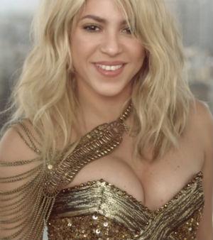 Shakira una de las mujeres más poderosas del mundo