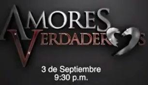 Amores Verdaderos estrena tema musical de Alejandro Sanz