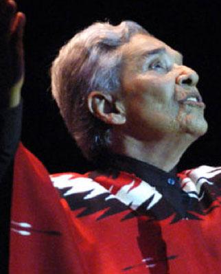 Reportan grave el estado de salud de Chavela Vargas