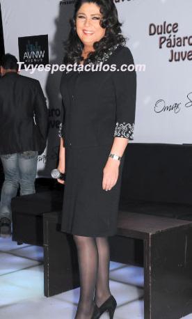 Victoria Ruffo protagonista de La Malquerida