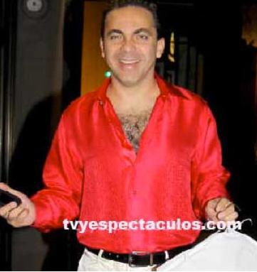 Cristian Castro interpretará el tema principal de Corona de Lágrimas