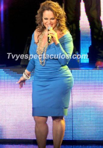 Jenni Rivera en Auditorio Nacional 2 de noviembre