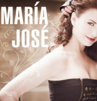 María José en Auditorio Nacional 26 de octubre