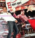 Omar Chaparro y su disco El Gori Gori