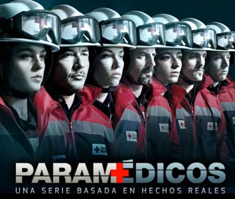 Paramédicos Nueva Serie de Canal Once