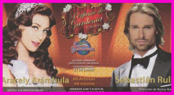 Desmienten secuestro a Perfume de Gardenia
