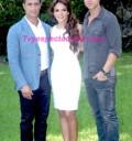 Protagonistas de Los Rey de Tv Azteca