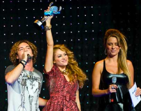 Premios Telehit 2012 se realizarán el 8 de noviembre