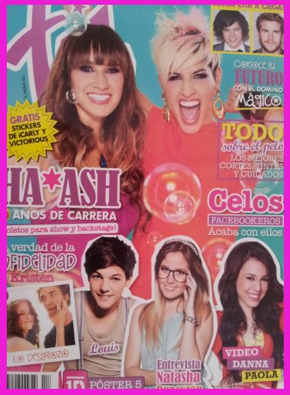 Ha-Ash en Revista Tú