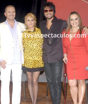Presentan oficialmente a los Coaches de La Voz México 2