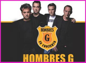 Hombres G regresan al Auditorio Nacional el 6 de noviembre