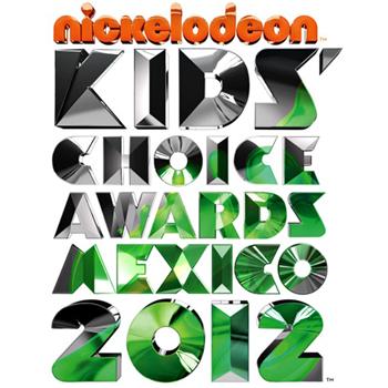 Belinda y EME15 en los Premios Kids Choice Awards México 2012
