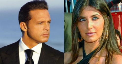 Aseguran que Luis Miguel finalizó su romance con Brittny Gastineau