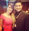 Ninel Conde y Fernando Colunga