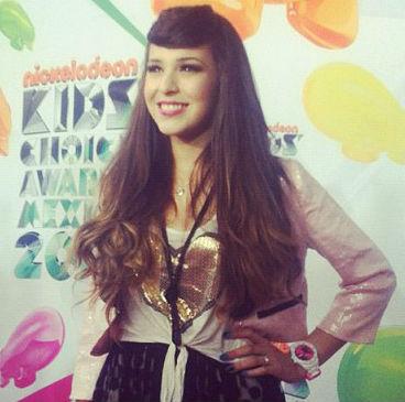 Ganadores de los premios Kids Choice Awards México 2012
