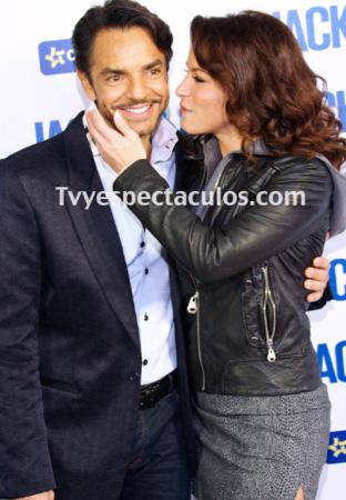 Hijo de Eugenio Derbez y Alessandra Rosaldo nacera el 27 de julio