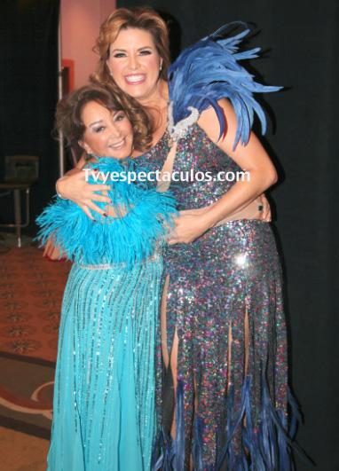 María Antonieta de las Nieves y Erika Valentina Sentenciadas en Mira Quien Baila