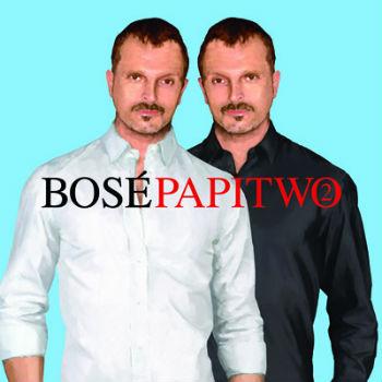 Miguel Bosé lanza su nuevo disco Papitwo