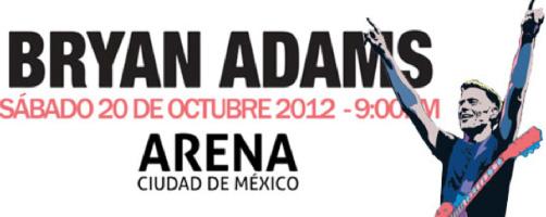 Bryan Adams en La Academia 10