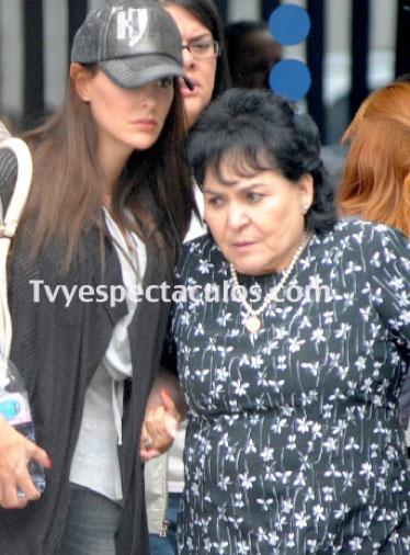 Carmen Salinas dejará Aventurera