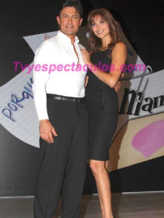 Fernando Colunga podría cantar con María José en Porque el amor manda