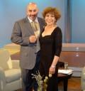 Cristina Pacheco con Lupillo Rivera