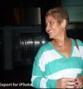 Daniela Romo con cabello corto y pintado