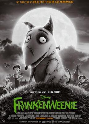 Tim Burton llegará a México para promover Frankenweenie