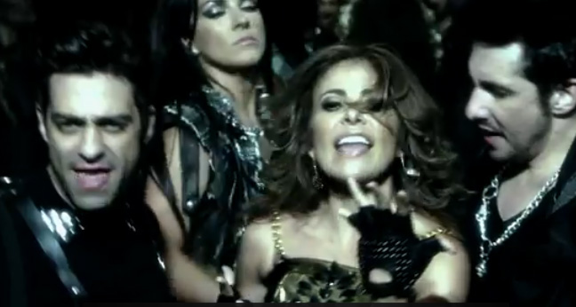 Video Maniac de OV7 y Gloria Trevi