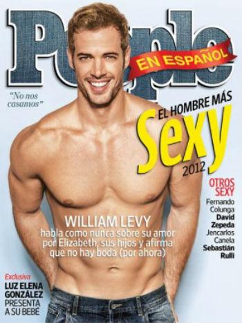 William Levy el hombre más sexy del 2012