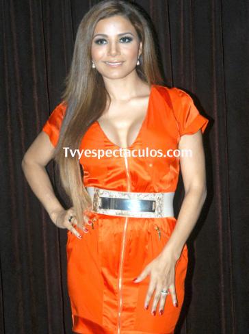Aleida Núñez está embarazada