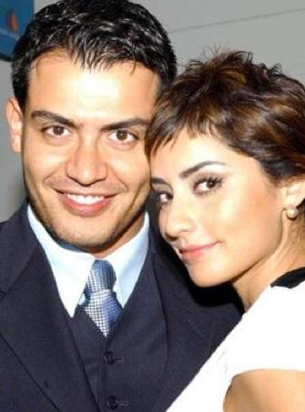 Paola Núñez y Andrés Palacios pareja estelar de la nueva telenovela de Tv Azteca