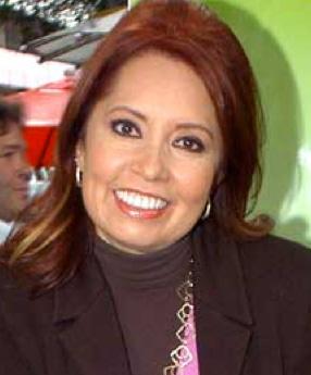 Carla Estrada y Reynaldo López productores de Hoy en 2013