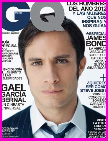 Gael García en Revista GQ