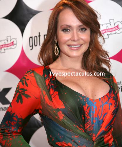 Gaby Spanic protagonista de la nueva telenovela de Tv Azteca con Eduardo Capetillo