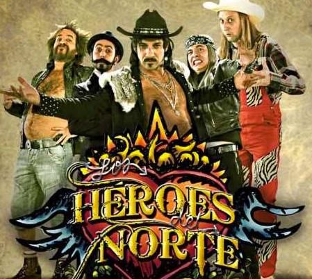 Segunda temporada de Los Héroes del Norte 22 de octubre por canal 5