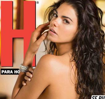 Livia Brito en Revista H
