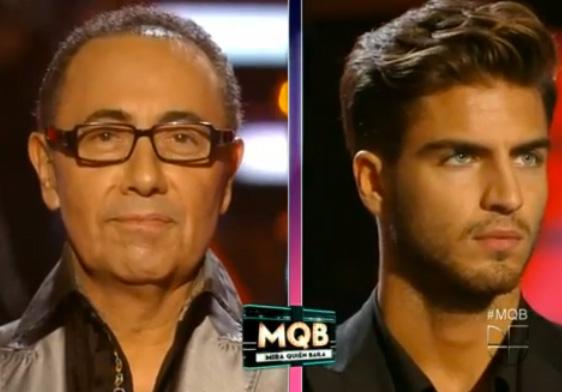 Maxi Iglesias sale de Mira Quién Baila