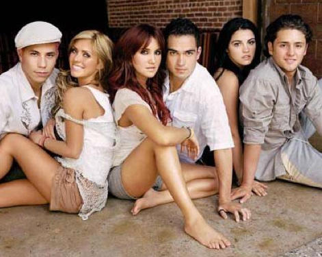 Documental de RBD se estrenará en abril