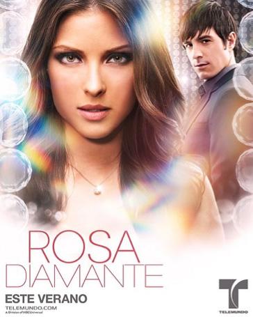 Hoy inicia Rosa Diamante por Galavisión