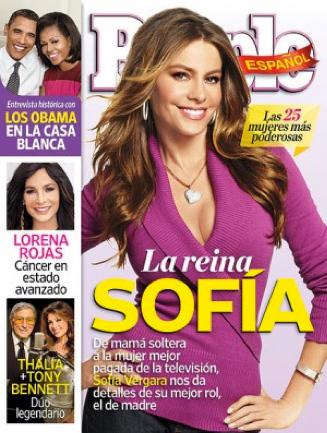 Sofía Vergara una de las 25 mujeres más poderosas de People en Español